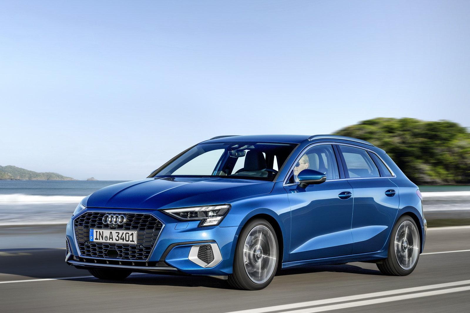 Canzone dello spot pubblicitario Audi A3 Sportback 2020