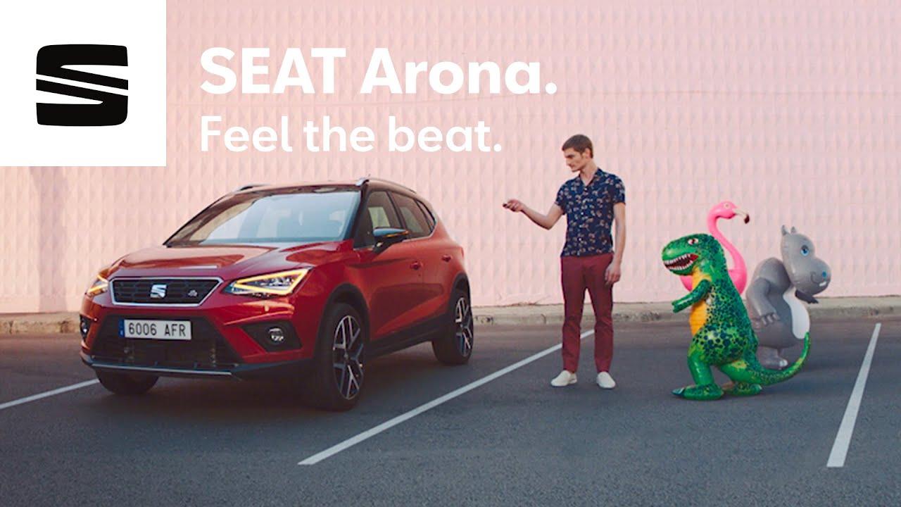 Canzone dello spot pubblicitario SEAT ARONA 2021
