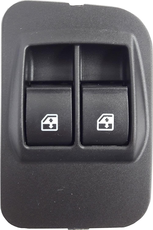 sostituire pulsantiera alzacristalli Peugeot Bipper