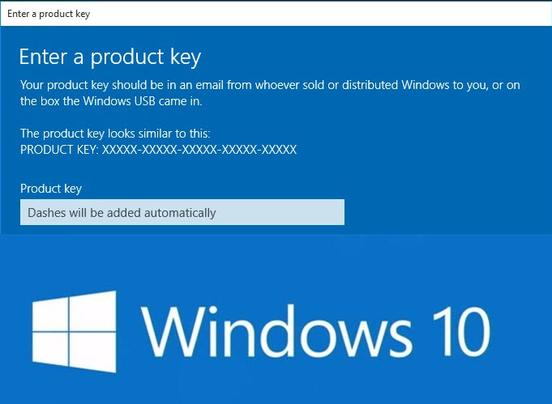 Come recuperare il codice Product Key di Windows 10 da portatile Lenovo